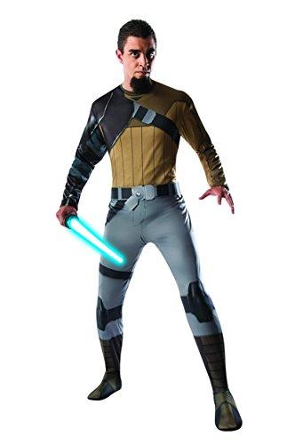 Rubie's Men's Star Wars Rebels Adult Kanan, Multicolor, Standard