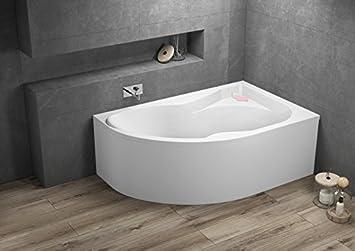 Altezza Vasca Da Bagno Angolare : Doro vasca da bagno angolare [versione: sinistra]: amazon.it: fai