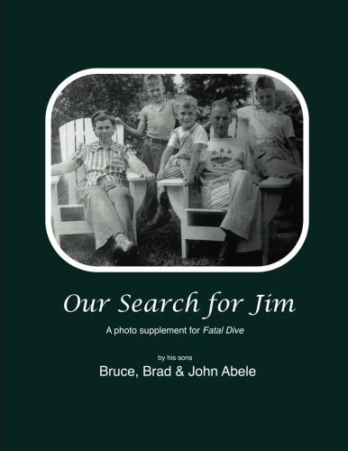 Our Search for Jim: A Photo Supplement for Fatal Dive by Jim's - Dive Jims Shop