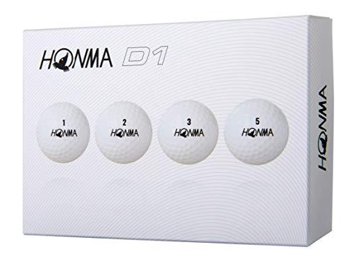Honma D1 Golf Balls