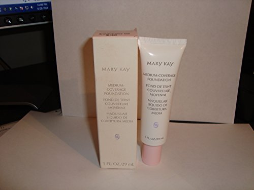 Mary Kay Medium Coverage Foundation ~ Bronze 600