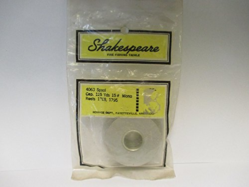 Shakespeare Spinning Reel Part - 4063 MDL 1788 1795 - Spool Assembly - #A