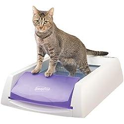 PetSafe, Arenero para Gatos con Limpieza Automática