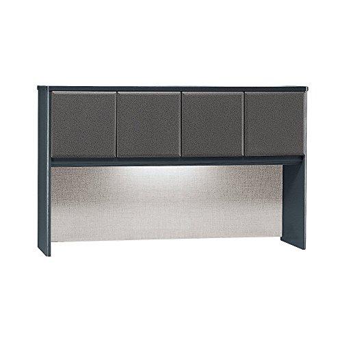 Bush Business Furniture Series A Collection 60W Hutch in White Spectrum