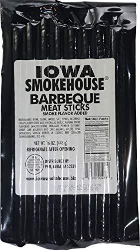 Smoked Meat Sticks (BBQ, 16oz)