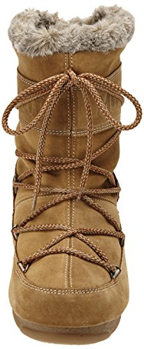 Moon Boot femme W Ocre Mid Butter E Boots CSUqwx6C