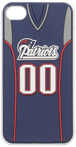 NFL New England Patriots Jersey Hard Iphone Case - Nfl Molded Case
