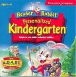 Reader Rabbit Personalized Kindergarten