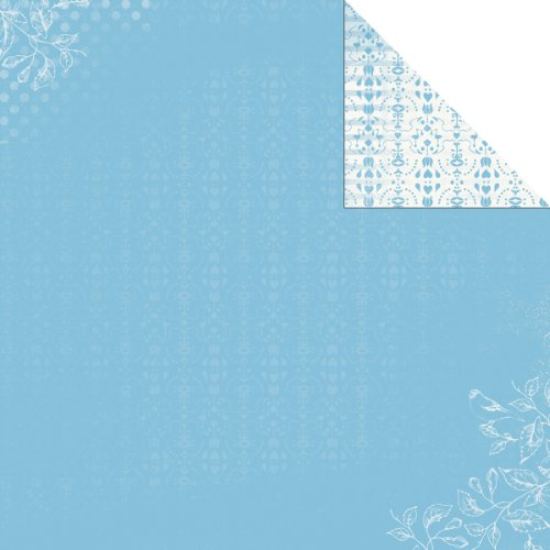 Kaisercraft Lullaby Double-Sided 12-Inch by 12-Inch New Arrival Paper, 10 Sheets (Lullaby Double Sided Paper)