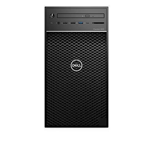 Dell Precision 3630 Desktop Workstation with Intel Core i7-8700 Hexa-core 3.2 GHz, 16GB RAM, 256GB SSD