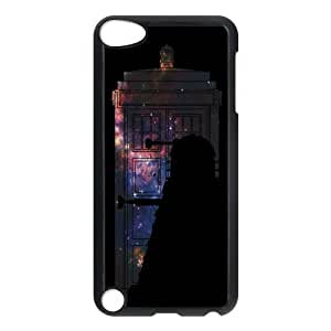Custom Dr Who Hard Back Cover Case for Ipod 5 OD-858