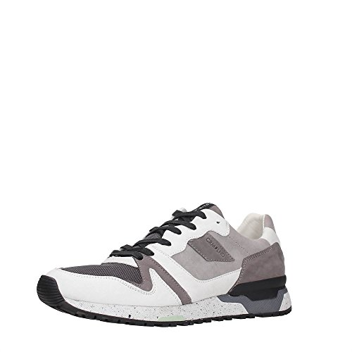 Crime 11503S17B Sneakers Hombre BIANCO 42
