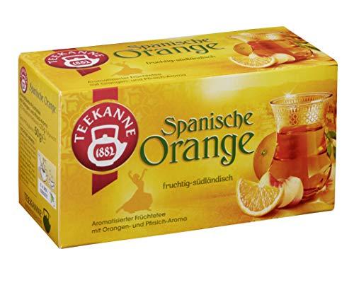 차 남 비 스페인어 오렌지, 3 (3 x 20 티 백) 팩