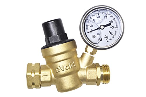 Residential Water Pressure Regulator - 7