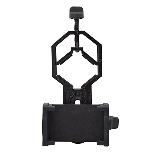 Why Choose Universal Mobile Phone Holder, Spotting Scope Cellphone Adapter Mount- Universal Digiscop...