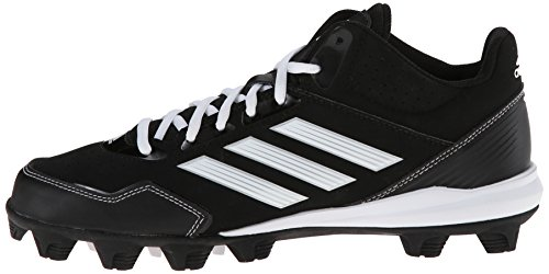 Core silver Performance Baseball Sintetico White Da Cleat running Timoniera Black Mid Adidas Uomo metallic wUT1qZ