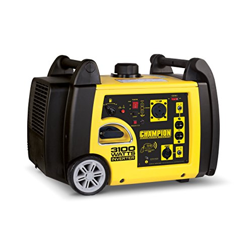 Champion 3100-Watt RV Ready Portable Inverter Generator with Wireless Remote