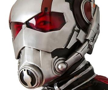 DLLL nueva película resina ANT-Man casco Antman Scott Lang Paul Cosplay Props Halloween máscaras