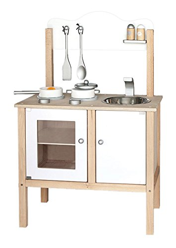 Viga Toys - 50223 - Noble Kitchen - White