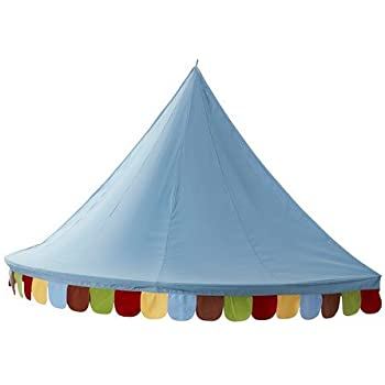 Amazon Com Ikea Mysig Bed Canopy Light Blue Light Blue