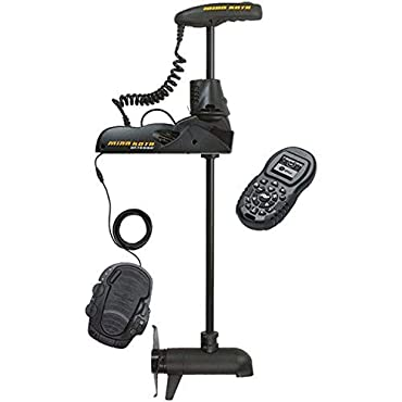 Minn Kota 1358933 Ulterra 112 72 Shaft Length 112 lbs Thrust 36V Trolling Motor with i-Pilot & Bluetooth