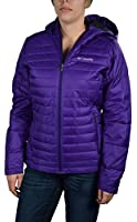 Columbia Women's Powdery Pass Jacket With Hood