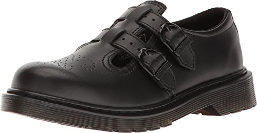 Dr. Martens Girls' 8065 Mary Jane Youth,Black T Lamper,UK 5 M -