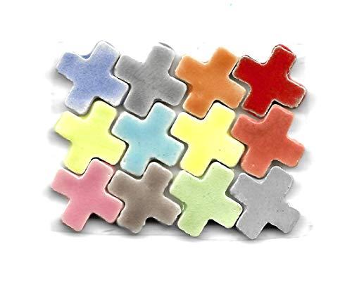 Mosaic-Minis Plus .Mix .12 Colors, 190 Pieces.