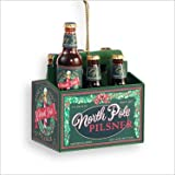 North Pole Pilsner 2007 Hallmark Keepskae Ornament QXG2117