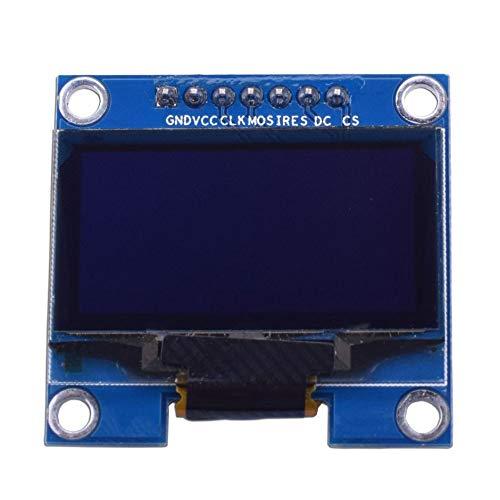 Superb Amazon Com 128 X 64 Led Display Module For Arduino 1 3 Inch 7 Pin Wiring 101 Ferenstreekradiomeanderfmnl