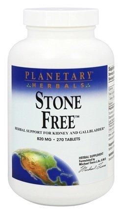 Planetary Herbals Stone Free 820 mg 270 Tablets