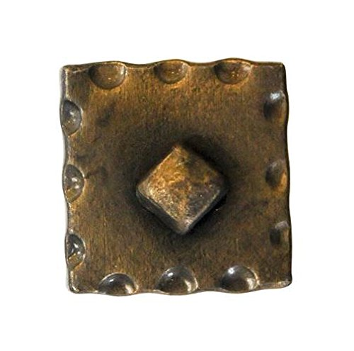 2.63 in. Square Drawer Pull (Set of 10)