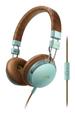 Philips SHL5505GB Folidie Headphone With Microphone On-Ear