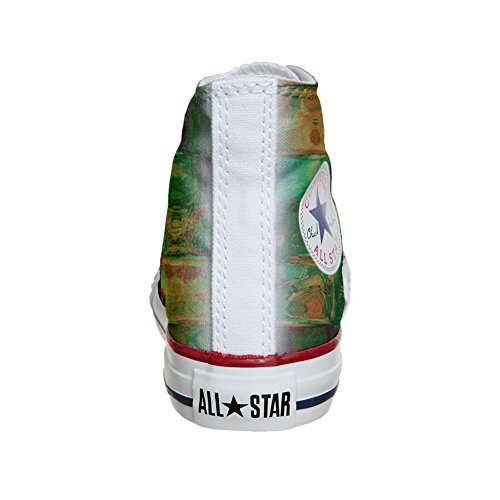 produit Star chaussures Texture All Converse Design Hi artisanal coutume XqTZwp