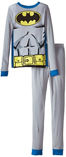 Batman Big Boys' Batman Cotton Sleepwear Set with Cape at Gotham City Store