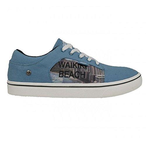 Lico - Zapatillas de Lona para mujer Azul