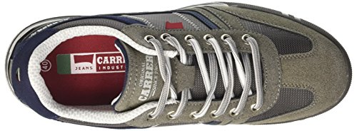 Capry Uomo Sneaker Carrera Mix Grigio Ashaster d1qwAaw
