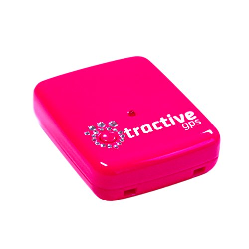 Tractive GPS Tracker für Hunde und Katzen - Special Edition mit Kristallen von Swarovski