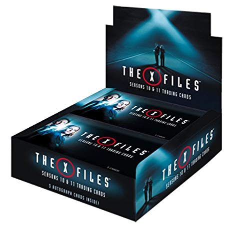 Rittenhouse 2018 X-Files Season 10 & 11 Factory Sealed, used for sale  Delivered anywhere in USA