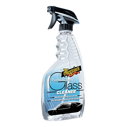 Meguiar's G8224 Perfect Clarity Glass Cleaner - 24 oz.