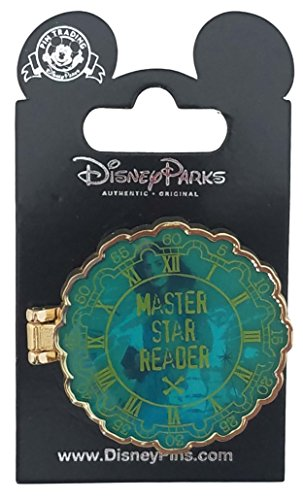 Disney Pin - Pirates of the Caribbean - Master Star Reader