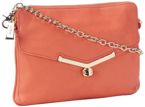 botkier Valentina Mini Convertible 13S14284-H Cross Body,Apricot,One Size, Bags Central