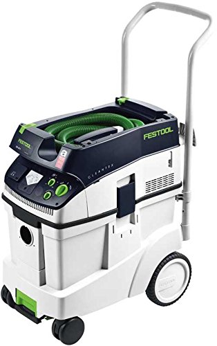 Festool Mobile Dust Extractor Cth 48 E / A Cleantex