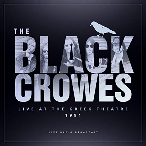 Live at The Greek Theatre 1991 (Live) (The Black Crowes Live At The Greek)