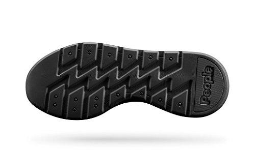 People Footwear Waldo Knit Sneakers Really Black Mens 8 5shWK9