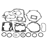 Fincos Motorcycle Engine Gasket Kit Parts Contains All Necessary Gaskets O-Rings Valve Seals for Yamaha YZ125 YZ 125 1994-2002 P GS29