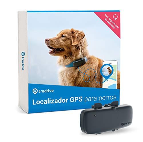 🥇 Tractive Localizador GPS para perros