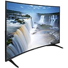 Sceptre Curved 55-Inch 4K Ultra High Definition 3840 x 2160 UHD LED TV C558CV-U 2017 Model