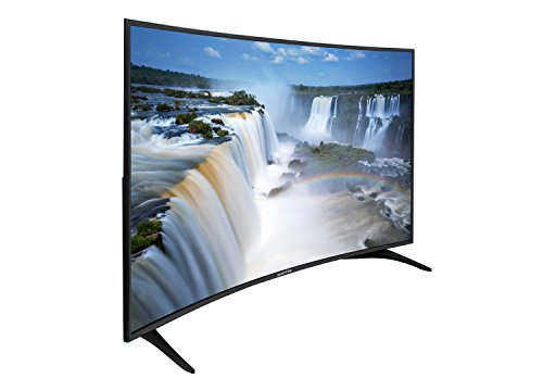 55 Inch Tv - Sceptre Curved 55-Inch 4K Ultra High Definition 3840 x 2160 UHD LED TV C558CV-U 2017 Model