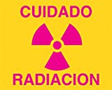 Signs - Caution Radiation